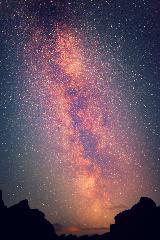 Сила любви - в космосе и человеке.