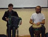 Концерт кружка по интересам ЖБ