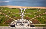 Экологическая акция «7 минут ради природы» в парке 300-летия Санкт-Петербурга