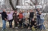 Экологическая акция «7 минут ради природы» в парке «Зеленая роща»
