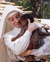 Одри Хепберн: «История монахини»