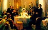 Музыкально-литературный салон «Зинаида Волконская. Царица Муз и красоты…»