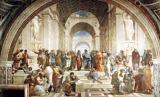 Рафаэль Санти. Афинская Школа, 1509 - 1511
