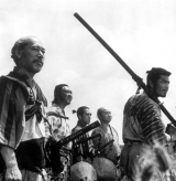 Фильм Акиры Куросавы «Семь самураев»