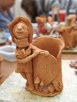 Двухдневный мастер-класс «Декоративная керамика»