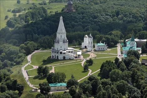 Экскурсия в Коломенское (Москва)