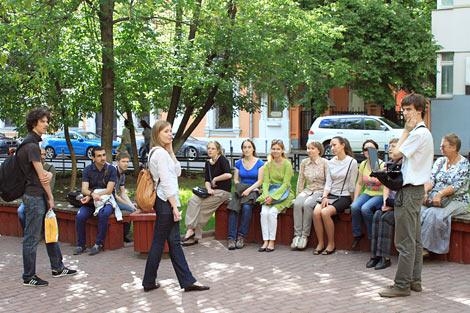 Экскурсия «Москва музыкальная»