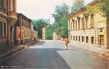 Экскурсии по Москве: Немецкая слобода : Разгуляй