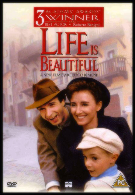 Жизнь прекрасна  Роберто Бениньи